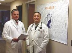 Dr. Jon Almquist and Dr. Garry W.K. Ho