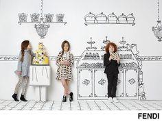 Best of kids fashion Fendi, Young Fashion, Kids Fashion, Cool Baby Clothes, Draw On Photos, Studio Shoot, Cafe Design, Fashion Studio, Design Reference