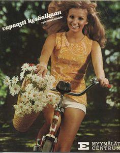 Tuoteluettelo  Vapaasti kesäaikaan E-myymälät 1971