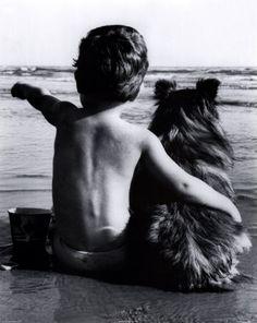 """""""little"""" man's best friend  <3"""