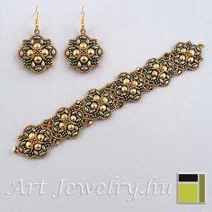 Gyöngyélet - Swarovski kristály cseh gyöngy japán gyöngy gyöngyfűzés gyöngyszövés bizsualkatrész lámpagyöngy gyöngyvásárlás kellékek ezüst sterling silver