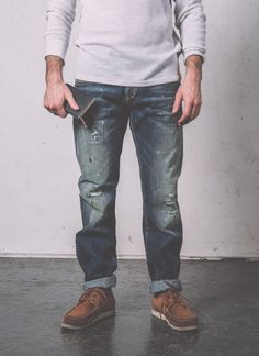 • BASED ON A TRUE STORY • THE SS14 COLLECTION Pant. Cod. GALLATA M0069.517.S5 / REGULAR FIT SUPER USED www.uniformjeans.it/