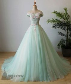 elegant applique wedding dress off the shoulder beading long prom dress tulle evening dress,HS360 #fashion#promdress#eveningdress#promgowns#cocktaildress