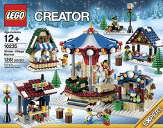 Upcoming LEGO Creator set