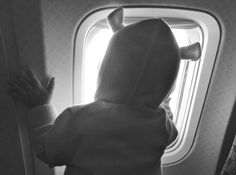 10 tips on flying with a baby