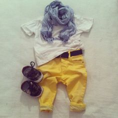 Baby boy style... Briton would look so cute in this!