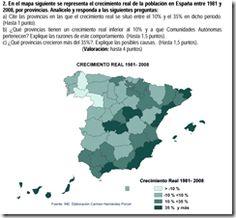 2012. Crecimiento real de la población.