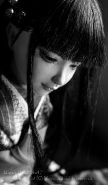 $Mayu's doll-球体関節人形 doll-47「縹(はなだ)」