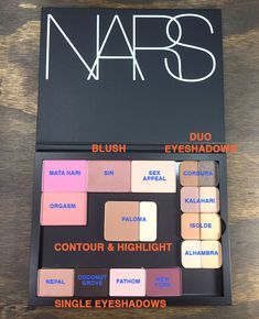 NARS Pro Palette Review | My Beauty Bunny