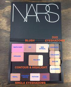 NARS Pro Palette Review | My Beauty Bunny