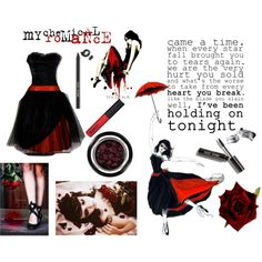 (My Chemical Romance) Helena inspired outfit