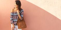 Trend Alert: Off-The-Shoulder Tops | Stitch Fix Style/  Kind of want to try the cold shoulder out!