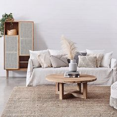 Our new Tara rattan range is creating quite the stir and we're so excited about the big reveal we can hardly contain ourselves! Chic Living Room, Living Spaces, Rattan, Eco Friendly, Environment, Lounge, Interior Design, Bedroom, Stylish