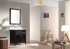 """ARIEL Kensington 31"""" Single Sink Vanity Set"""