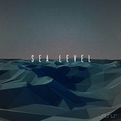 Sea Level Album Art designed by Jeremiah Shaw. Connect with them on Dribbble; the global community for designers and creative professionals. Geometric Patterns, Geometric Nature, Graphic Design Typography, Graphic Design Illustration, Illustration Art, E Online, Triangle Art, Sea Level, Graphic Design Inspiration