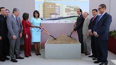 Armario de Noticias: Cándida Montilla de Medina inicia construcción lab...