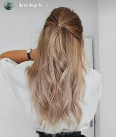 Beautiful hair goals