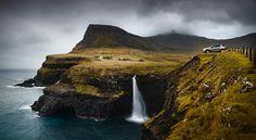 Land Rover - Faroe Islands on Behance