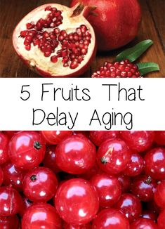 Delay Aging is an important thing for our beauty, and when we do it in a natural way is perfect. All fruits are full with vitamin and minerals, but some of
