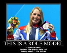 August 31st - Swimming, Women's S9 100m Backstroke