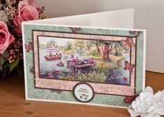 Holly Pond birthdaycard!