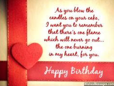 Girlfriend Birthday Quote Picture birthday wishes for girlfriend quotes and messages Girlfriend Birthday Quote. Here is Girlfriend Birthday Quote Picture for you. Girlfriend Birthday Quote cute birthday messages to impress your girlfri. Happy Birthday Card Messages, Sweet Birthday Quotes, Romantic Birthday Cards, Birthday Quotes For Girlfriend, Message For Girlfriend, Birthday Cards For Boyfriend, Best Birthday Wishes, Happy Birthday Images, Birthday Greeting Cards