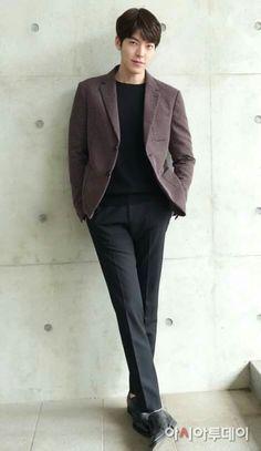 Hermoso mi oppa Kim Woo Bin