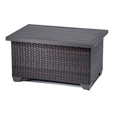 TK Classics Belle 5 Piece Outdoor Wicker Patio Furniture Set Tangerine ** Check this awesome product by going to the link at the image. (This is an affiliate link) Wicker Coffee Table, Outdoor Coffee Tables, Solid Wood Dining Table, Coffee Table With Storage, Patio Tables, Coffee Table Wayfair, Rattan Sofa, Club Chairs, Outdoor Furniture
