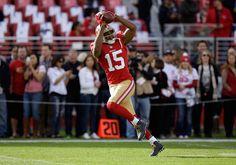 Michael Crabtree Photos - Washington Redskins v San Francisco 49ers - Zimbio