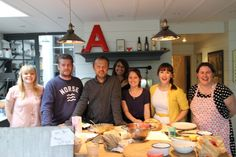 Go behind the scenes of Rachel Khoo's Kitchen Notebook and meet the team who helped me make the book look so delicious #RKKN