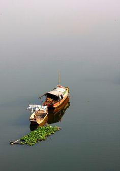Red River Delta, Hanoi,Vietnam.