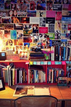 Snazzy desks for dorm rooms!