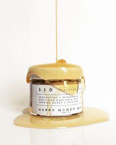Advertising Photography, Photography Branding, Product Photography, Beauty Photography, Creative Photography, Honey Cosmetics, Honey Brand, Skincare Packaging, Cosmetic Design