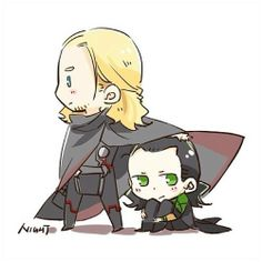 Ultimate Protector . Yeeeaaaah, good job with the cloak, Thor.