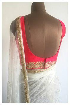 The Vanilla Constellation Sari