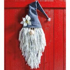How to make a Christmas Gnome – Home and Garden Diy Christmas Decorations For Home, Christmas Projects, Christmas Crafts, Winter Decorations, Holiday Decor, Christmas Ideas, Christmas Knomes, Gnome Tutorial, Diy Tutorial