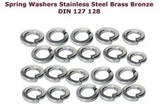 Spring washers stainless steel brass bronze din 127 #Springwashers #stainlesssteelbrassbronzedin127  #BrassSpringWashers  #SpringWashers #StainlessSteelSpringwashers  #DIN127CopperSpringwashers #PhosphourBronzeSpringWashers #SpringwashersDIN127 ,Spring Washers Stainless Steel Brass Bronze DIN 127 128 , Brass Spring Washers, Copper Spring washers Phosphour Bronze Spring Washers, Spring Washers Din 127, Brass Spring washers, Bronze Spring washers