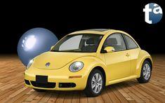 077 - #Volkswagen #ShowRoom #VW #NewBeetle 2.5-liter Hatchback (2010 model)
