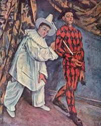 Paul Cezanne Pierrot And Harlequin Mardi Gras 1888 Oil on Canvas print for sale. Shop for Paul Cezanne Pierrot And Harlequin Mardi Gras 1888 Oil on Canvas painting and frame at discount price, ships in 24 hours. Art Prints, Museum Of Fine Arts, Painting, Painting Reproductions, Art, Post Impressionists, Paul Cezanne Paintings, Art History, Art World