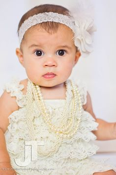 My baby's 6 month's session... I have a few more I'll post, too. But this is my fav!