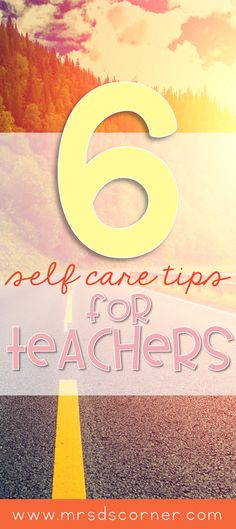 As teachers, we give our all every single day. It is both rewarding and challenging to be a teacher. For every frustrating moment, there are ten positive moments. But at the end of the day, it is important to take care of ourselves too. 6 Self care tips f New Teachers, Your Teacher, Classroom Teacher, Teacher Inspiration, Teacher Hacks, Teacher Stuff, Teacher Gifts, Single Parenting, Teaching Tips