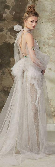 [tps_header][/tps_header] Rara Avis made in Belarus, this wedding dresses are like a dream! Their dresses are surprisingly light, graceful, looking at them, you Asian Wedding Dress, Wedding Dresses 2018, Designer Wedding Dresses, Bridal Dresses, Wedding Trends, Wedding Designs, Wedding Styles, Ellie Saab, Michael Cinco
