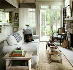 394 Best Country Living Rooms Images House Styles Home Home Decor