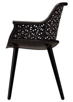 Cyborg Elegant Armchair - Wicker back - Magis - madeindesign - RRP478