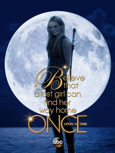 Believe that a lost girl can find her way home