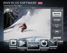 DivX Plus Web Player Free Download For PC