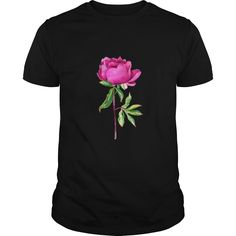Delicate watercolor pink peony2 SHIRT