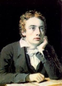 John Keats (1795-1822) - Junkets! My favorite poet. Greatest master of IP for his years. Would have rivaled Shakespeare had he lived even ten more years. - Bill