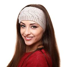 Pangda 12 Pieces Winter Headband Sport and Gift Womens Knitted Headbands Winter Ear Warmers Suitable for Daily Wear