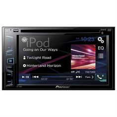 Foto 1 - Auto Rádio Automotivo 6.2pol Dvd Usb Bluetooth Avh-288bt Pioneer